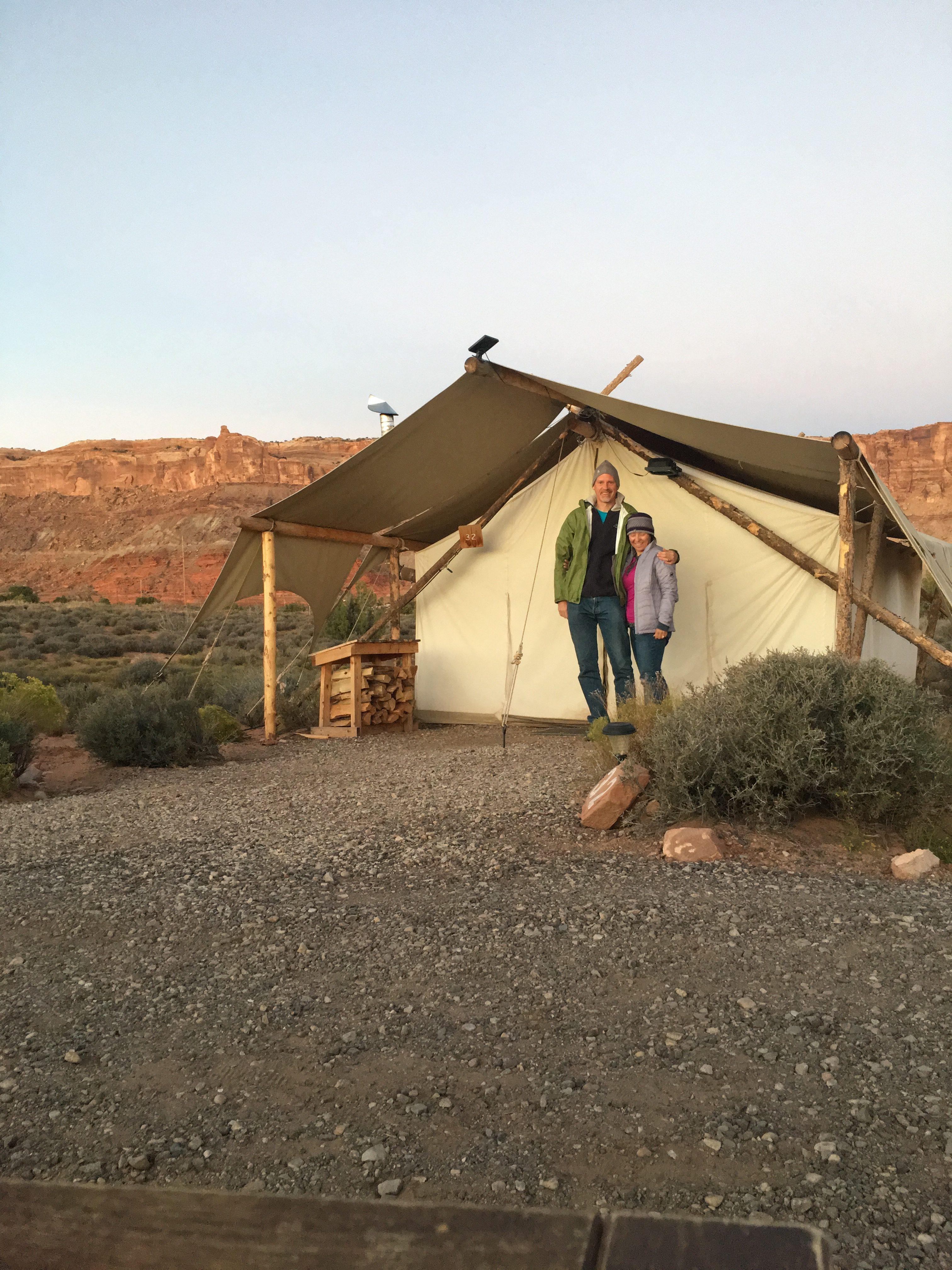 Moab Under Canvas