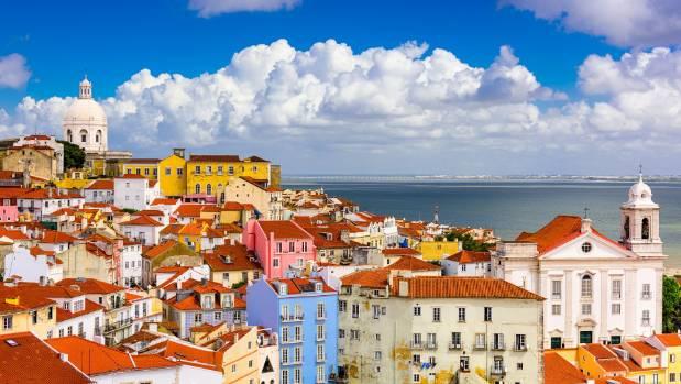 Yes, Lisbon.