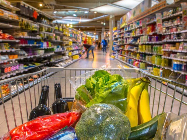 Grocery Store Field Trip